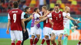 Image de couverture - Euro 2021 : revivez la courte victoire de l'Autriche face à l'Ukraine