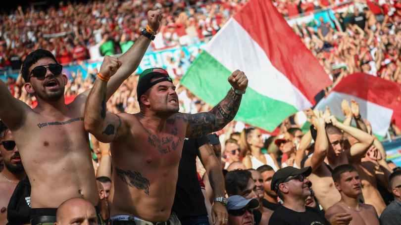 Image de couverture - Euro 2021 : soupçons de racisme et d'homophobie, finale potentielle à Budapest… L'imbroglio hongrois vu de Hongrie