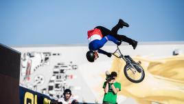 SÉRIE. Premiers JO à Tokyo 2021 : Anthony Jeanjean, l'as qui fait rimer BMX avec haute voltige