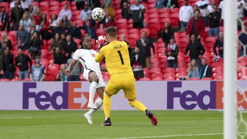 Image de couverture - DIRECT. Euro 2021 : L'Angleterre mène toujours (1-0) contre la République tchèque
