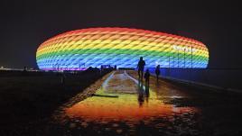 Image de couverture - Euro 2021 : l'UEFA refuse l'illumination du stade de Munich en arc-en-ciel pour Allemagne-Hongrie