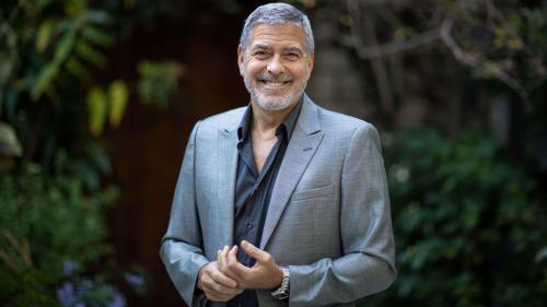Image de couverture - George Clooney et d'autres stars de Hollywood lancent un programme pour aider les jeunes défavorisés à travailler dans le cinéma