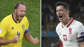 Image de couverture - DIRECT. Euro 2021: la Suède ouvre le score au bout de 90 secondes face à la Pologne... Suivez la rencontre