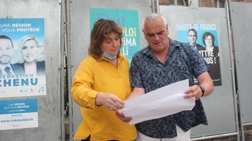 REPORTAGE. Elections régionales : en baie de Somme, à la recherche des électeurs perdus par le Rassemblement national