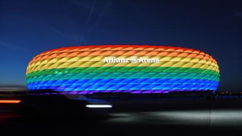 Loi homophobe en Hongrie : comment le refus de l'UEFA d'illuminer un stade aux couleurs LGBT a fait réagir jusqu'au sommet de l'UE
