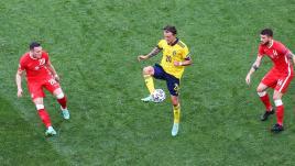 Image de couverture - DIRECT. Euro 2021: la Pologne réduit le score contre la Suède... Suivez le match