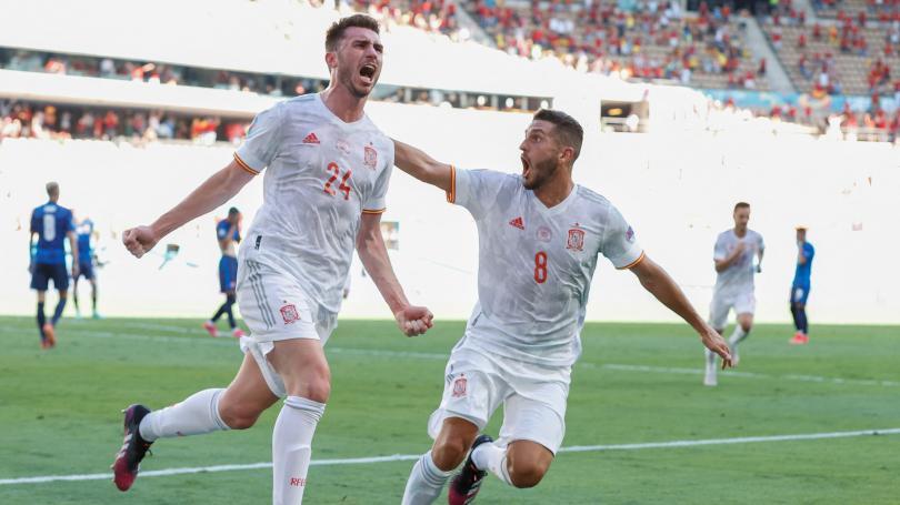 """Image de couverture - DIRECT. Euro 2021 : la """"manita"""" pour l'Espagne contre la Slovaquie... Suivez le match"""