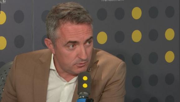 Stéphane Ravier, sénateur RN et conseiler municipal à Marseille.