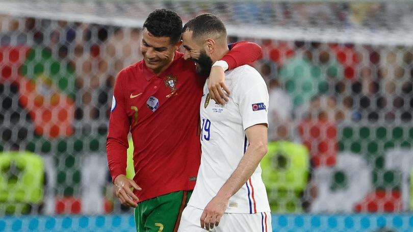 Image de couverture - Euro 2021 : la France s'accroche avec le Portugal et affrontera la Suisse en huitième de finale