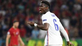 Image de couverture - France-Portugal : Benzema libéré, Pogba essentiel, Koundé introverti... Les notes des Bleus