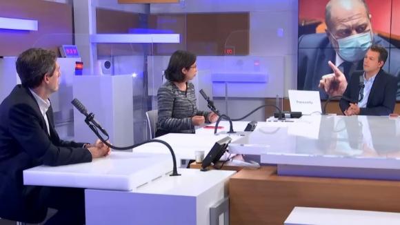 Bruno Dive, Neila Latrous et Marc Fauvelle à franceinfo le 24 juin 2021