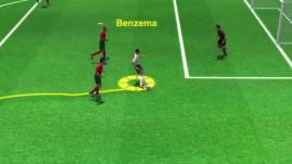Image de couverture - VIDEO. France-Portugal : le superbe but de Karim Benzema en 3D décortiqué par Eric Roy