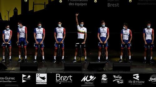 Image de couverture - Tour de France 2021 : à Brest, la présentation des coureurs lance la Grande Boucle