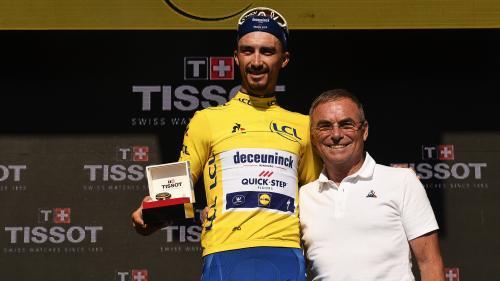 """Image de couverture - Cyclisme : un Français vainqueur du Tour de France, """"ce ne sera pas cette année"""", juge Bernard Hinault"""