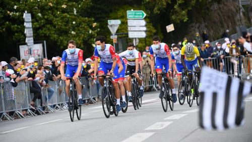 Image de couverture - Grand départ du Tour de France : en Bretagne, il fait un temps à faire du vélo