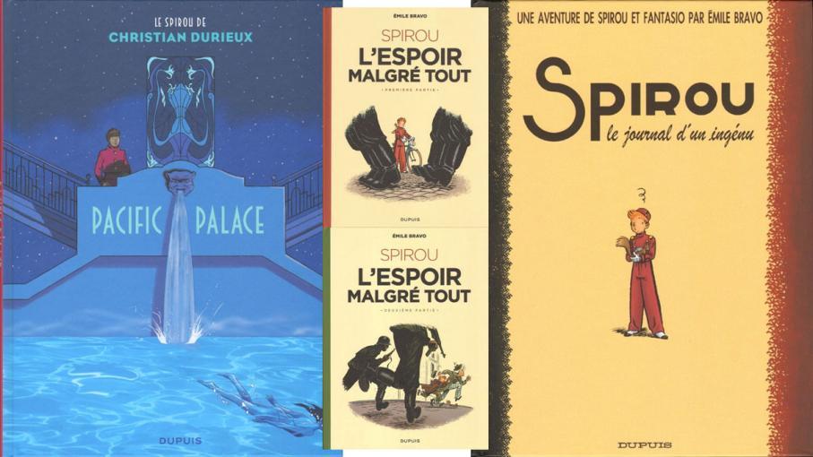 BD, bande dessinée. Un été en séries : Spirou et Fantasio