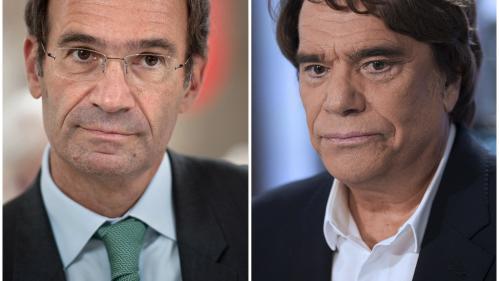 """Affaire Adidas-Crédit lyonnais : """"Il n'y a pas eu de cadeau à Bernard Tapie"""", assure Éric Woerth"""