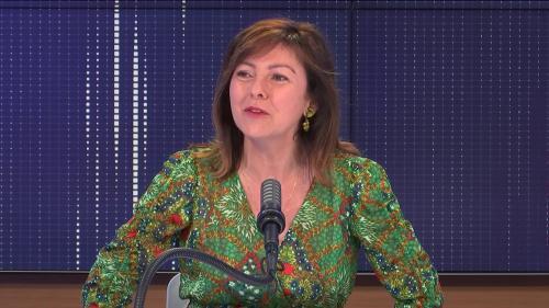 """VIDEO. Présidentielle 2022 : Anne Hidalgo """"serait une bonne candidate"""", estime Carole Delga qui n'est pas favorable à une primaire"""