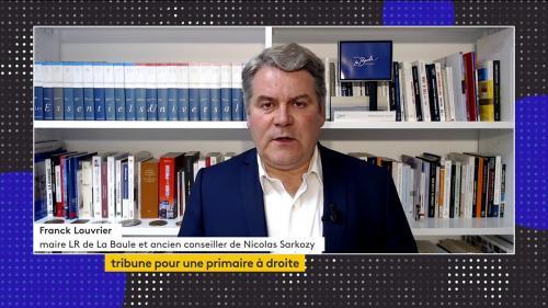 """Franck Louvrier (LR) : """"Il faut un candidat naturel"""" pour la présidentielle"""