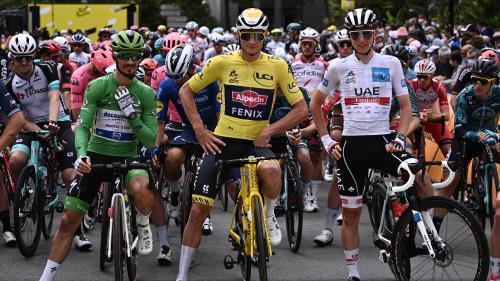 Image de couverture - Tour de France 2021 : trio infernal, chutes, suspicion... Ce qu'on a aimé et moins aimé de la 108e édition