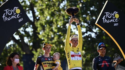 Image de couverture - Tour de France : retour sur une édition 2021 riche en émotions avec le triomphe de Tadej Pogacar