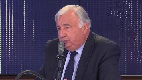 """VIDÉO. Présidentielle 2022 : """"Si nous voulons offrir une véritable alternative démocratique, il nous faut un seul candidat"""" à droite, estime Gérard Larcher"""