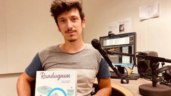 Retransmettre les sensations de la randonnée autour d'une table, c'est l'idée du premier jeu de société, Randognon, entièrement réalisé par Benjamin Roucayrol, ingénieur à la SNCF.