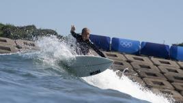 Image de couverture - DIRECT. Le surf et le skate se lancent, Monfils sur les courts... Suivez les premières épreuves de dimanche à Tokyo