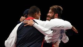 Image de couverture - JO 2021 : la folle histoire de l'épéiste Romain Cannone, invité de dernière minute et champion olympique
