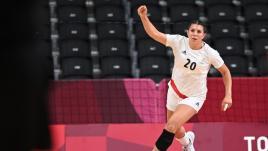 Image de couverture - DIRECT. JO 2021 - Handball féminin : les Françaises toujours devant à un quart d'heure de la fin