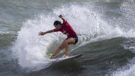 Image de couverture - JO 2021 - Surf : la numéro 2 mondiale Johanne Defay éliminée dès les huitièmes de finale