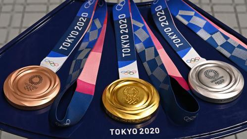 INFOGRAPHIE. JO 2021 : la France est-elle à la traîne au tableau des médailles par rapport aux précédents Jeux ?
