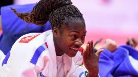Image de couverture - DIRECT. JO 2021 : enfin l'or pour Clarisse Agbegnenou? Suivez le tournoi de la judokate française, immense favorite en moins de 63 kg