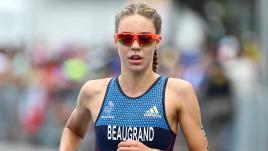 Image de couverture - JO 2021 : les triathlètes françaises en piste, Agbegnenou lance sa quête d'or, les Bleues du basket défient le Japon... Ce qu'il ne faut pas rater de la nuit prochaine
