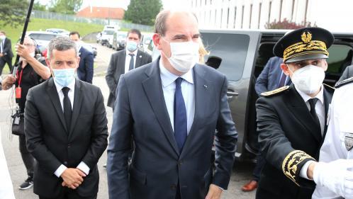 Le budget du ministère de l'Intérieur va augmenter de plus de 900millions d'euros en 2022, annonce Jean Castex
