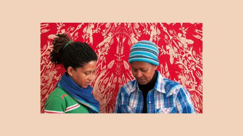 """Image de couverture - """"The Power of my hands"""" : l'art africain au féminin au musée d'Art moderne de Paris"""