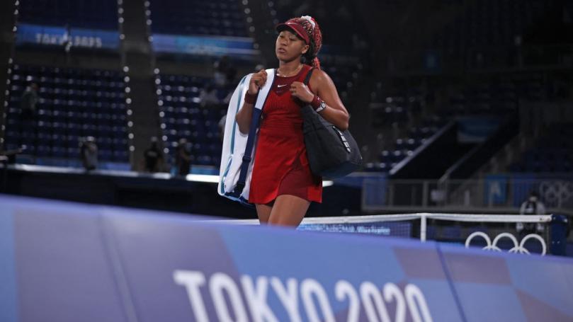 Image de couverture - JO 2021 : l'abandon de Simone Biles, Naomi Osaka éliminée, les premières médailles en surf... Le bilan de la 4e journée à Tokyo