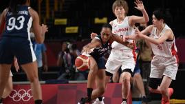 Image de couverture - VIDÉO. JO 2021 - Basketball : énorme désillusion pour les Bleues qui tombent d'entrée contre le Japon