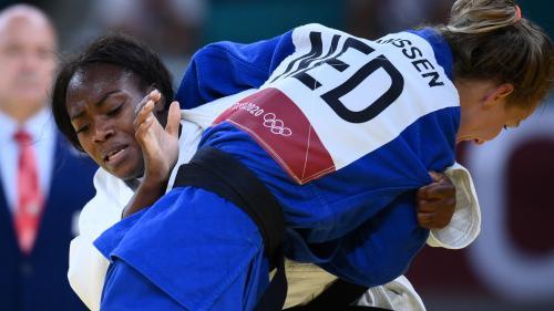 DIRECT. JO 2021 : enfin l'or pour Clarisse Agbégnénou? La judokate française s'offre le remake de la finale des Jeux de Rio
