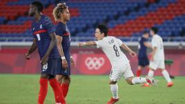 Image de couverture - DIRECT. JO 2021 : la France laminée par le Japon en football, les Bleus continuent leur sans-faute en basket... Suivre les épreuves à Tokyo
