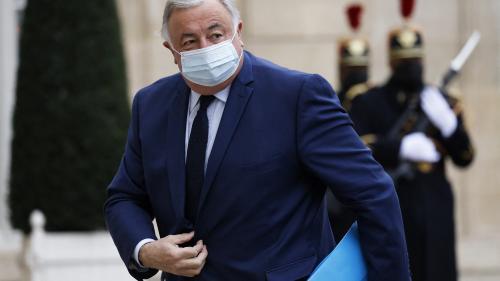 INFO FRANCEINFO. Pass sanitaire : un homme convoqué devant le tribunal pour acte d\'intimidation envers des sénateurs