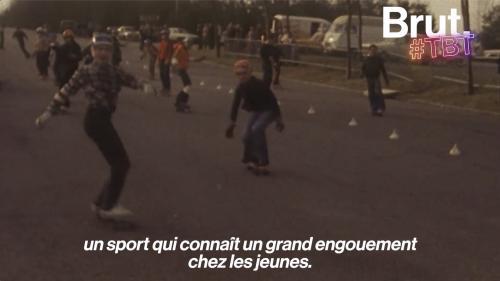 Image de couverture - VIDEO. Quand le skate explosait en France, bien avant son entrée aux Jeux olympiques