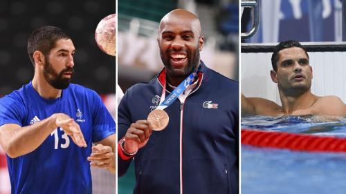 JO 2021 : Riner et Dicko en bronze au judo, les handballeurs en patron, Manaudou au rendez-vous… Le bilan de la journée des Français à Tokyo