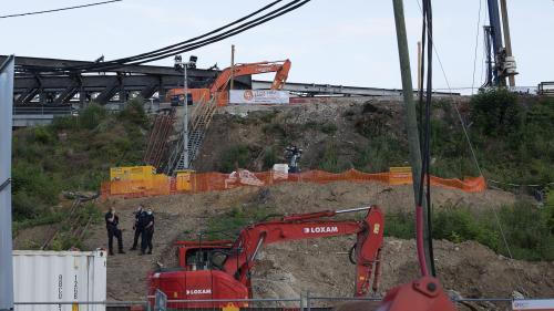 SNCF : le corps de l'ingénieur enseveli dans l'éboulement d'un chantier près de la gare de Massy-Palaiseau a été retrouvé