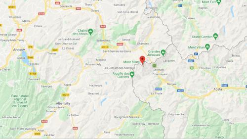 Haute-Savoie : deux morts en moins de 24 heures dans le massif du Mont-Blanc