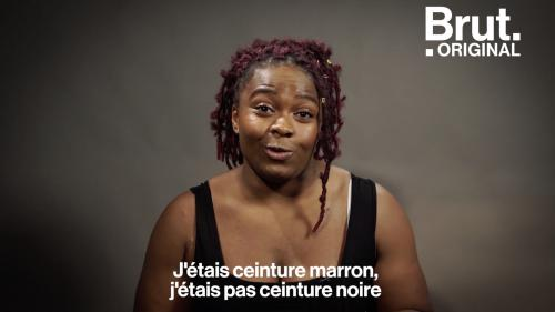 Image de couverture - VIDEO. Romane Dicko, l'espoir du judo français qui monte, qui monte