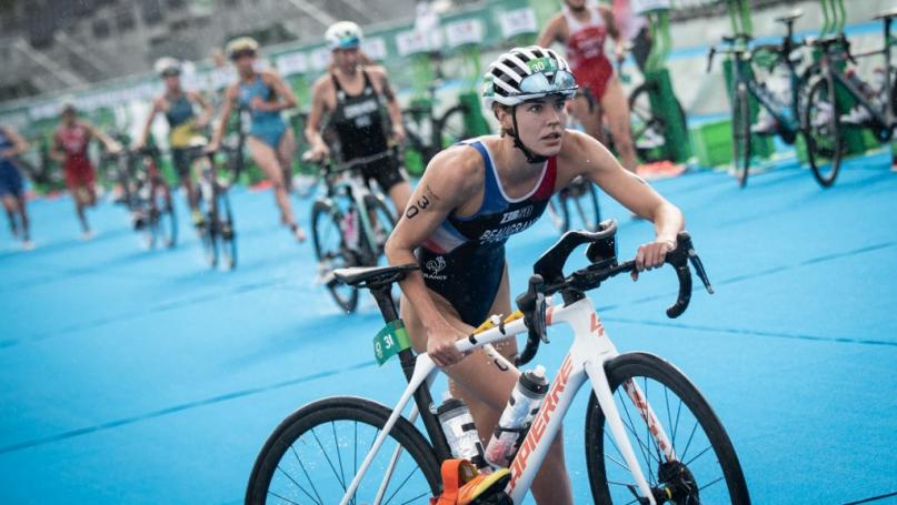 Image de couverture - JO 2021 - Triathlon : le relais mixte français médaillé de bronze après une belle remontée