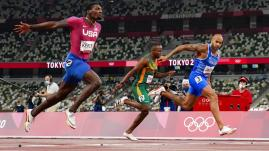 Image de couverture - VIDEO. JO 2021 - Athlétisme : revivez la consécration surprise de Marcell Jacobs sur 100 m