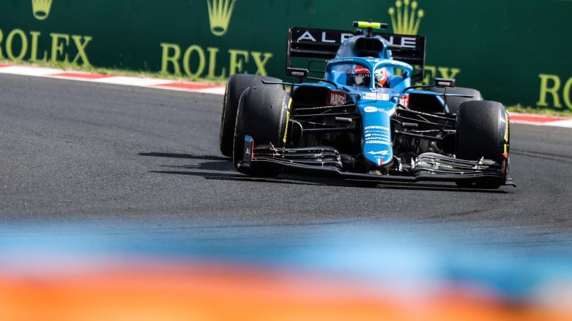 Image de couverture - Formule 1 - GP de Hongrie : le Français Esteban Ocon s'offre son premier Grand Prix au terme d'une course folle