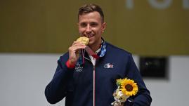 Image de couverture - VIDEO. JO 2021 - Tir : Jean Quiquampoix champion olympique, revivez sa Marseillaise sur le podium